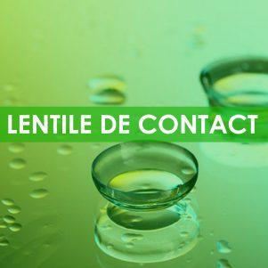 LENTILE DE CONTACT